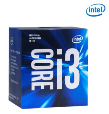 盒装i3-7100